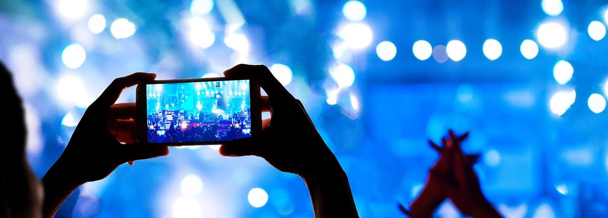 DKC Live Music Industry social media banner